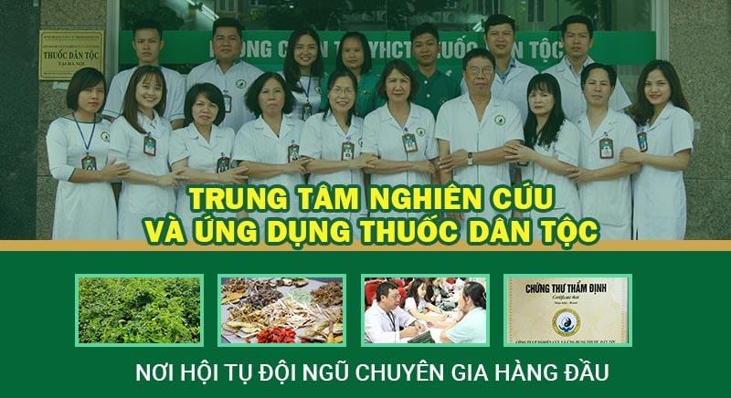Trung tâm Thuốc dân tộc sở hữu nhiều bài thuốc quý