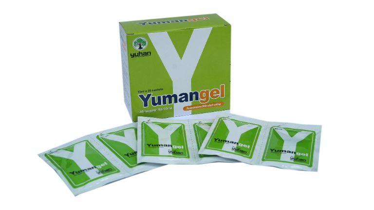 Thuốc đau dạ dày yumangel