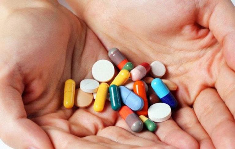 Điều trị vi khuẩn Hp bằng thuốc Tây