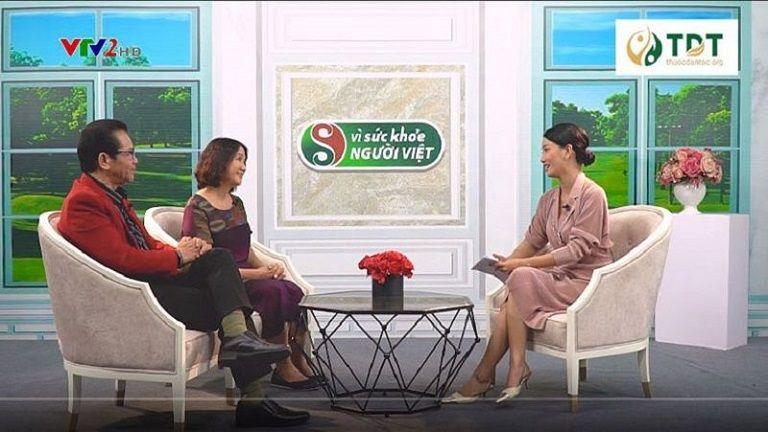VTV2 Vì sức khỏe người Việt đã ghi nhận Sơ can Bình vị tán là giải pháp toàn diện dành cho các bệnhVTV2 Vì sức khỏe người Việt đã ghi nhận Sơ can Bình vị tán là giải pháp toàn diện dành cho các bệnh nhân dạ dày. nhân dạ dày.