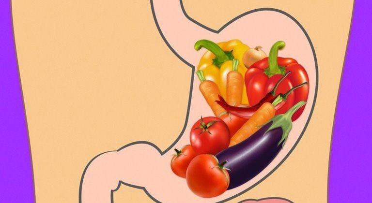Axit thúc đẩy cho các hoạt động tiêu hóa ở dạ dày