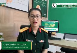 BN Nguyễn Thị Luận chia sẻ về Sơ can Bình vị tán