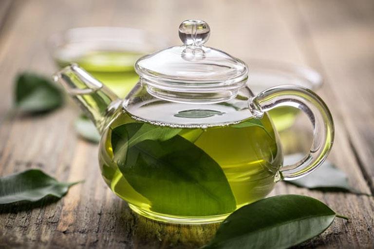 Nước trà xanh đem lại nhiều lợi ích cho bệnh nhân