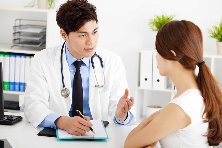 Khám chữa bệnh thông qua một số những xét nghiệm