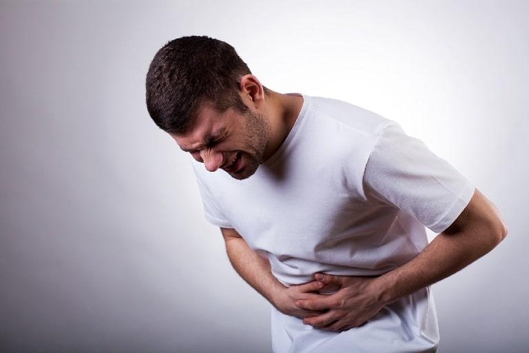 Các bệnh lý về dạ dày cũng là nguyên nhân gây bệnh