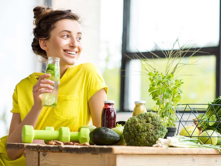 Lối sống sinh hoạt khoa học giúp ngăn ngừa nhiều vấn đề tiêu hóa