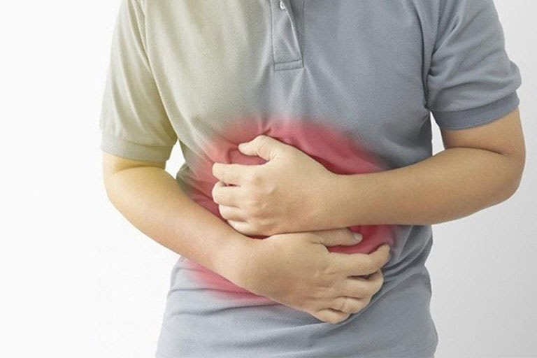 Cảm giác ợ chua đầy bụng, khó tiêu khiến bệnh nhân vô cùng khó chịu