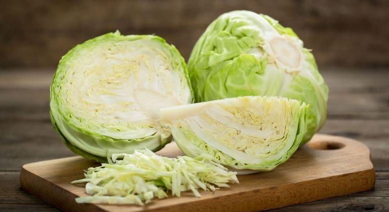 Bắp cải có khả năng làm lành những vết viêm loét trong dạ dày
