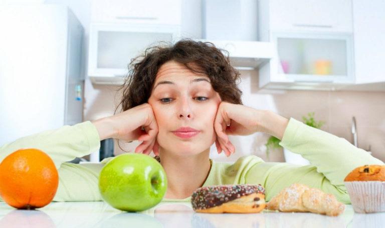 Chế độ ăn uống có vai trò quan trọng trong quá trình điều trị bệnh