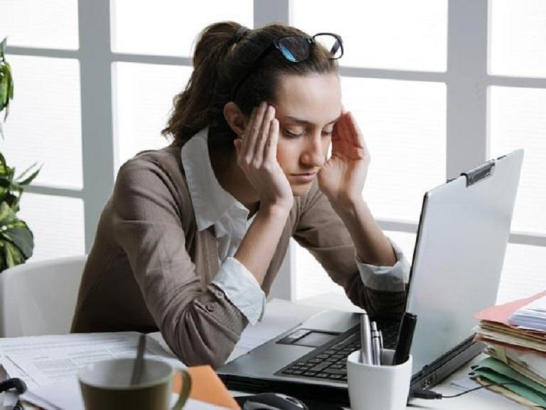 Căng thẳng kéo dài có thể ảnh hưởng đến hoạt động của các cơ quan trong hệ tiêu hóa