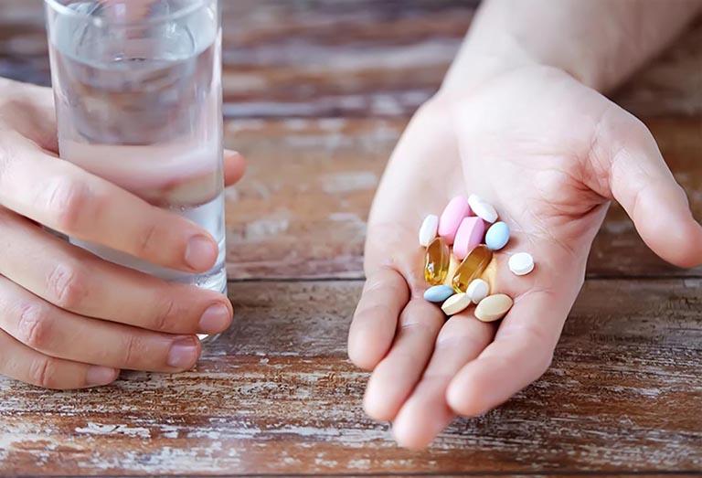 Các loại thuốc Tây giúp cải thiện triệu chứng của bệnh dạ dày hiệu quả.