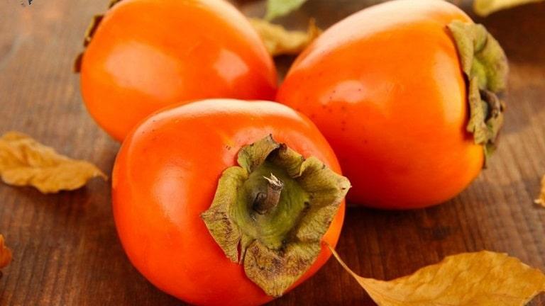 Không dùng hồng khi bị đau dạ dày