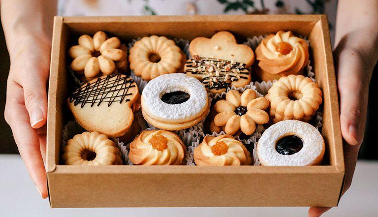 Bánh mì và bánh quy tốt cho bệnh nhân đau thượng vị