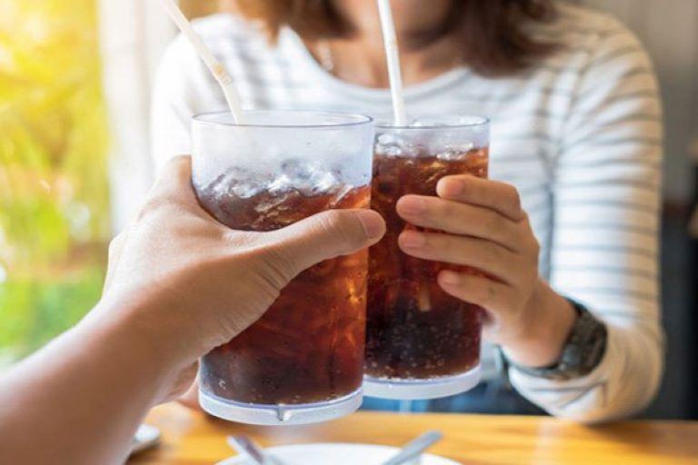 Đồ uống có ga cần hạn chế tuyệt đối trong quá trình điều trị trào ngược