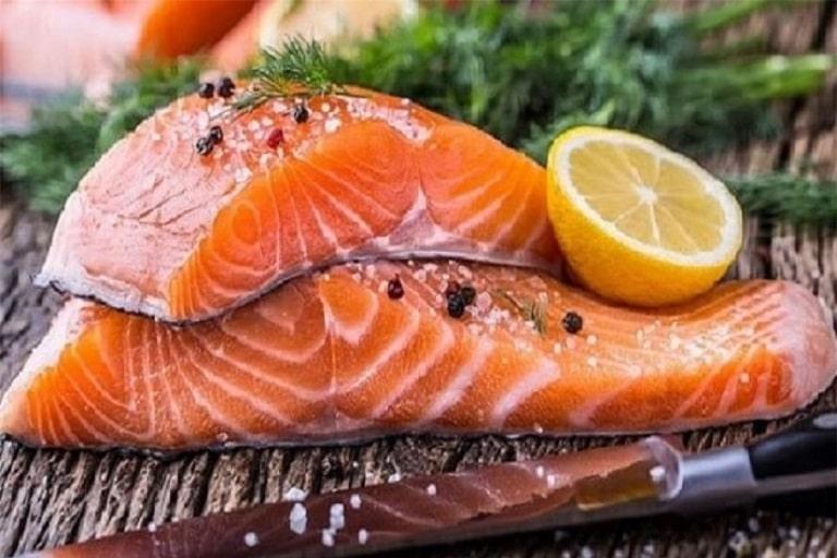 Thịt cá hồi rất tốt cho sức khỏe
