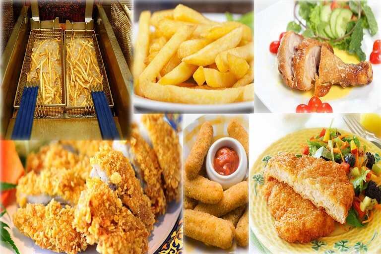 Hạn chế những loại đồ ăn nhanh