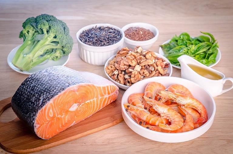 Ăn gì khi bị viêm hang vị? Các thực phẩm giàu omega-3