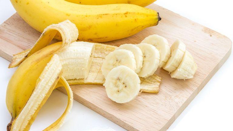 Hàm lượng dinh dưỡng trong chuối tốt cho bệnh nhân bị viêm hang vị