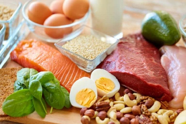 Viêm xung huyết hang vị dạ dày ăn kiêng gì - Những đồ ăn chứa nhiều protein cũng hạn chế