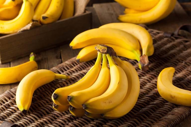 Chuối là loại quả bạn nên ăn khi bị xuất huyết dạ dày