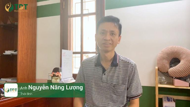 Anh Nguyễn Năng Lượng, Thái Bình - Trào ngược dạ dày