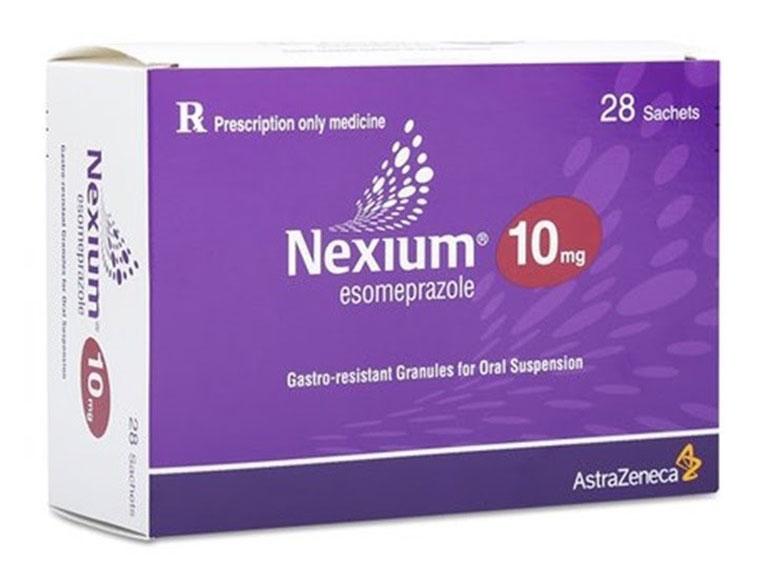 Thuốc Nexium 10 chữa trào ngược dạ dày