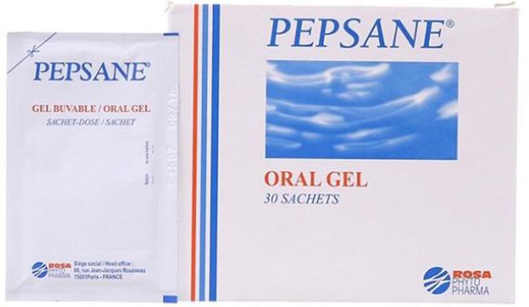 Thuốc dạ dày cho phụ nữ mang thai Pepsane.